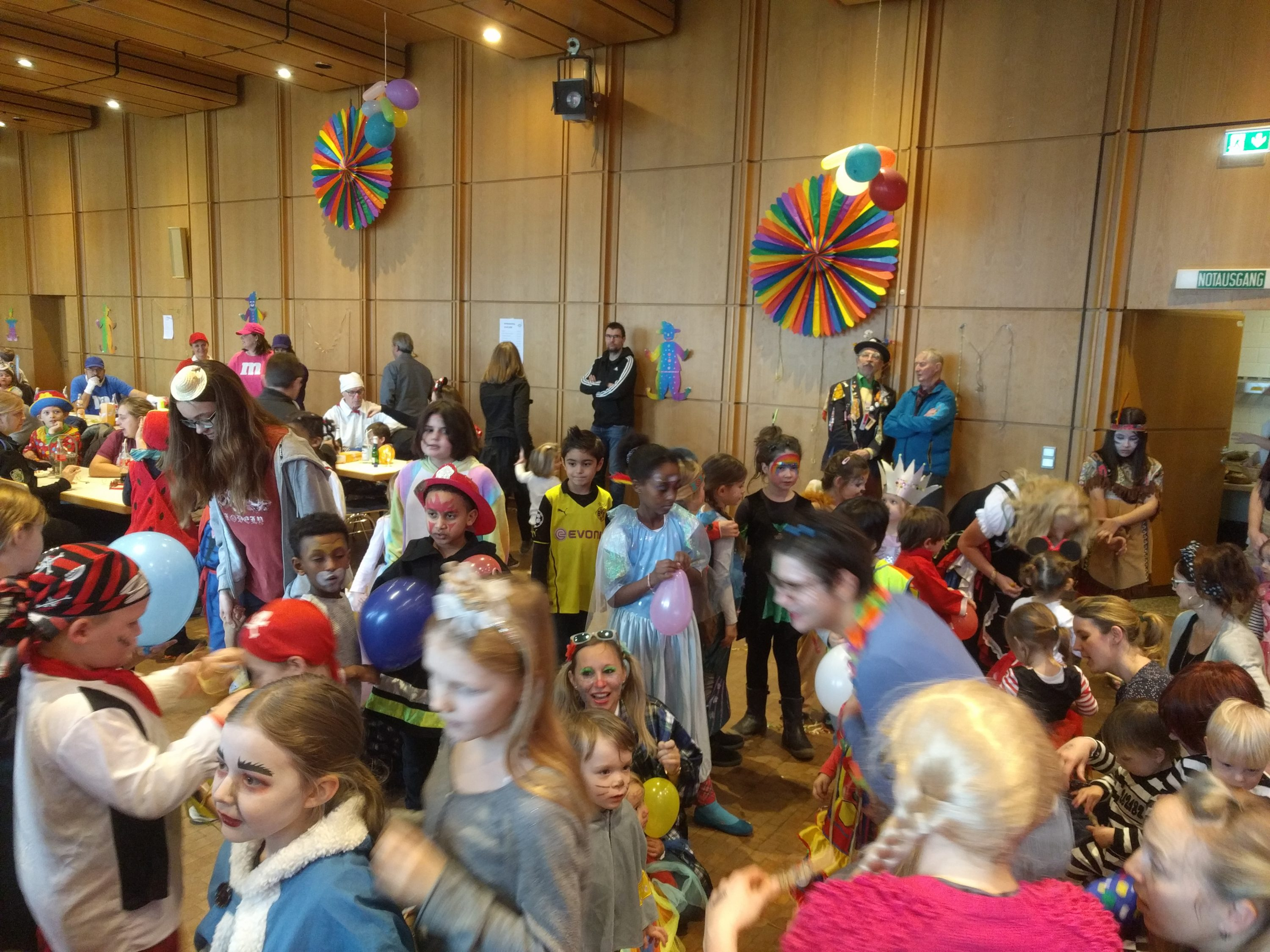 Kinderfasching in Stetten 2020